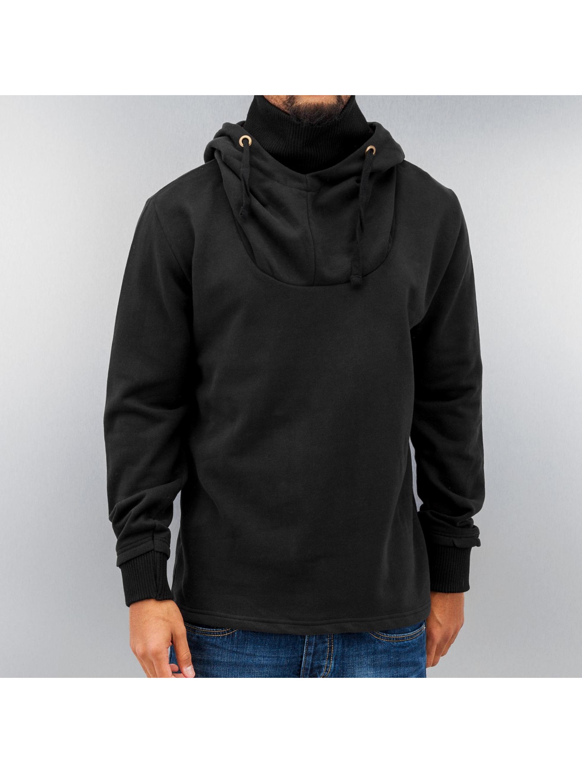 Just Rhyse Oberteil / Hoody Ninja in schwarz