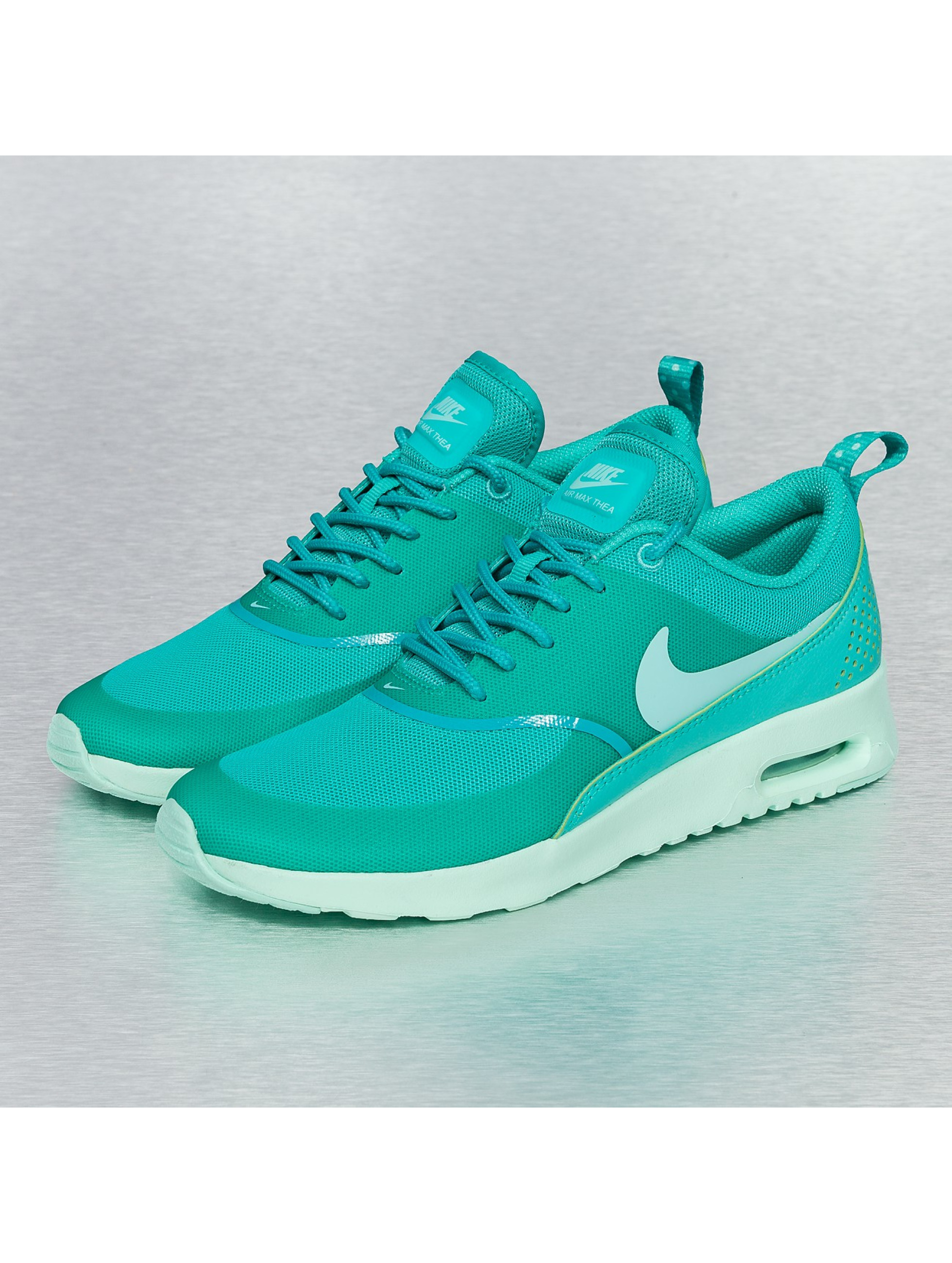 nike schuhe sneaker air max thea in t rkis. Black Bedroom Furniture Sets. Home Design Ideas