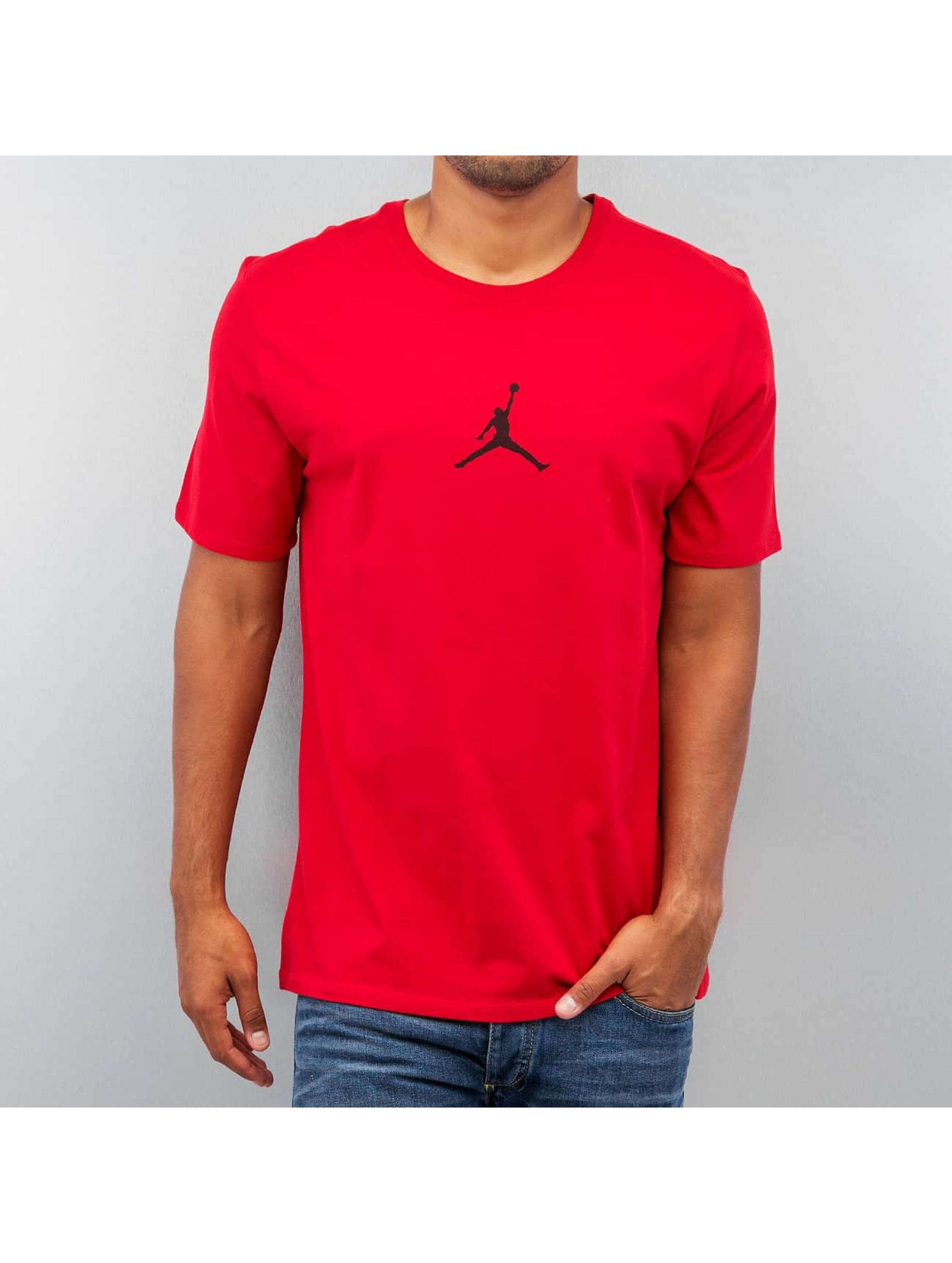 Gimnasio Baños Jordan:Jordan Ropa superiór / Camiseta 24/7 en rojo