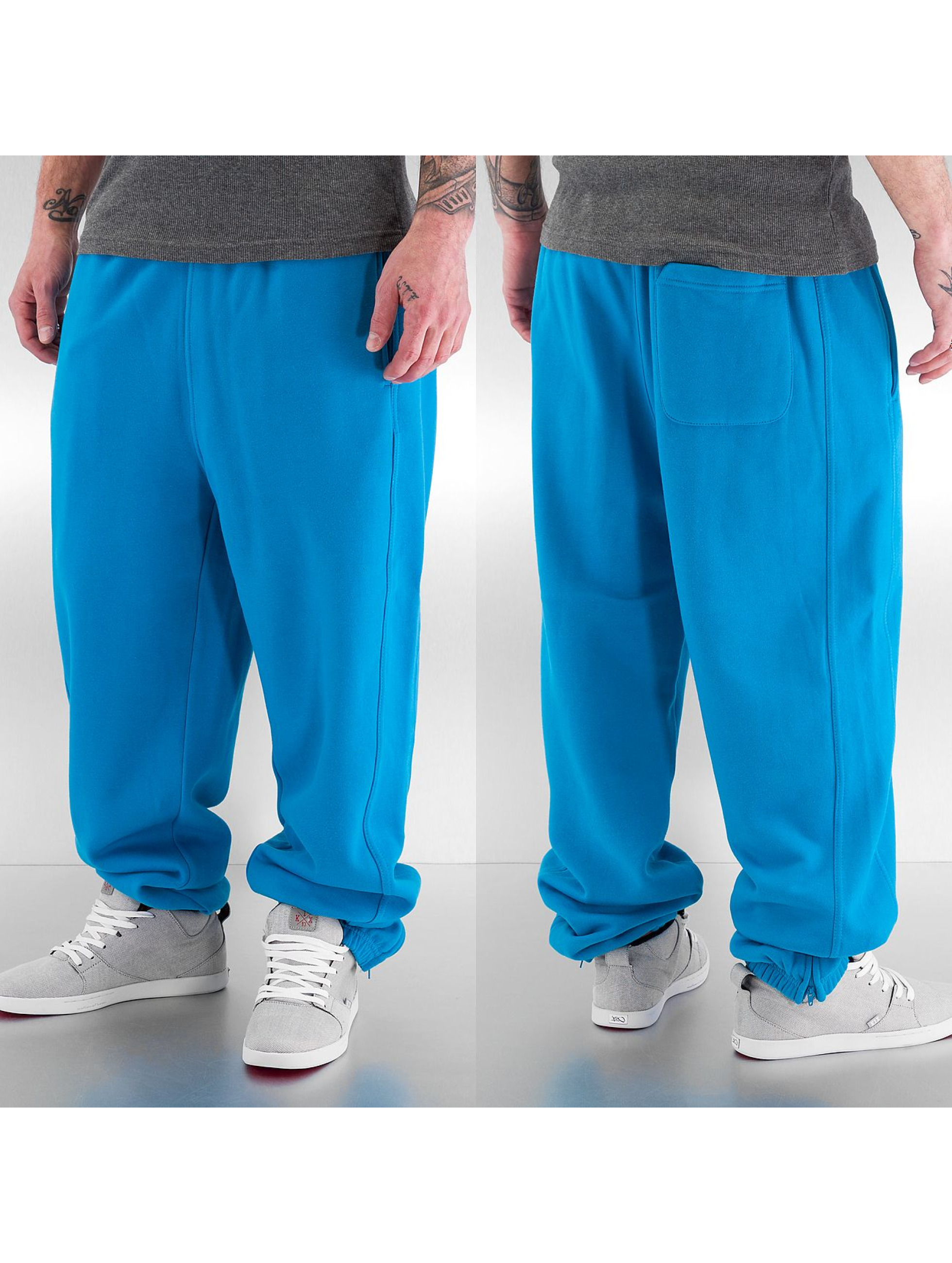 Urban Classics Sweat Pants Turquoise